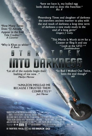 If Movie Posters Carried One-Star Amazon Reviews (PICTURES)