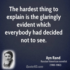 Anthem by Ayn Rand Ayn Rand Quotes