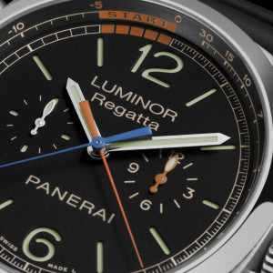 The Watch Quote: Photo - Panerai Luminor 1950 Regatta 3 Days Chrono ...