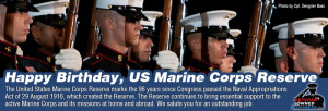 Click here to read the history of the U.S. Marine Corps (USMC)