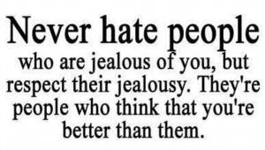 quotes about haters quotes about jealous savvy quotes