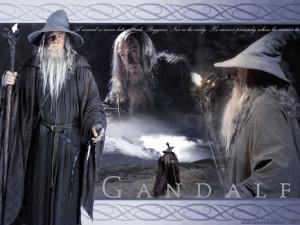 haha I love this Gandalf quote: