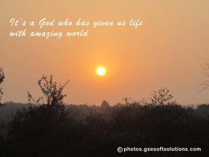 Spiritual Quotes about the Sun