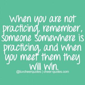 ... them they will win. #cheerquotes #cheerleading #cheer #cheerleaeder