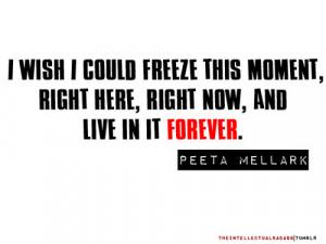 Quotes - peeta-mellark Fan Art
