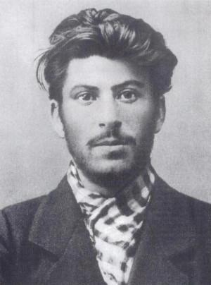 Staline en 1902