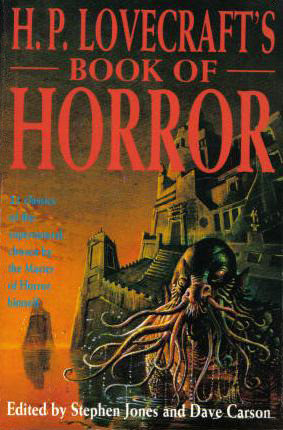 "... by marking ""H.P. Lovecraft's Book of Horror"" as Want to Read"