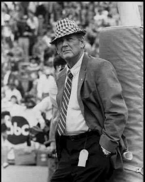 Leadership Quotes by Coach Bear Bryant