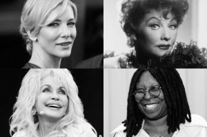 25 Famous Women on Getting Older