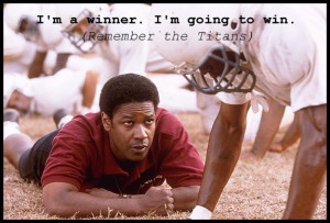 remember the titans quotes how strong are you
