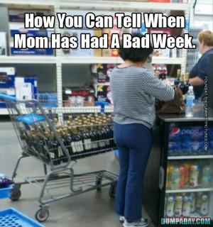 This mom had a bad week