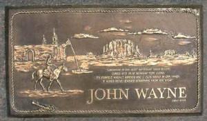 John Wayne | Famous Graves )
