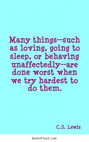 Going To Sleep Quotes Going to sleep,