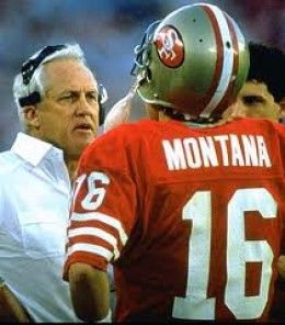 Joe Montana played for the San Francisco 49ers and the K.C. Chiefs ...