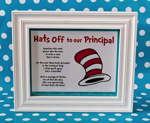 Dr. Seuss Themed Teacher Appreciation Celebration
