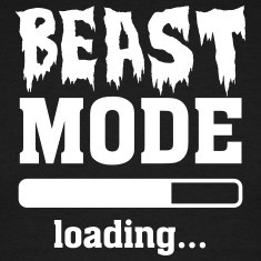 Beast Mode (Loading) T-Shirts