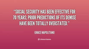 Social Security Quotes