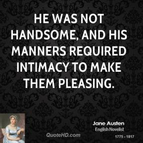 Handsome Quotes