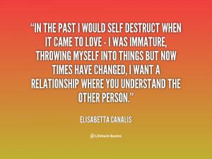 Self Destructive Quotes Preview quote