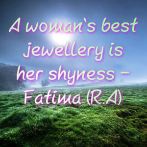 Islamic Quotes About Women Hijab #islamic quotes #modesty