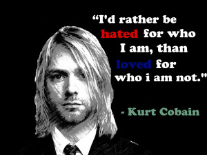 Kurt Cobain Quotes in high resolution for free. Get Kurt Cobain Quotes ...