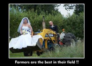 She Real Funny Farmer Call