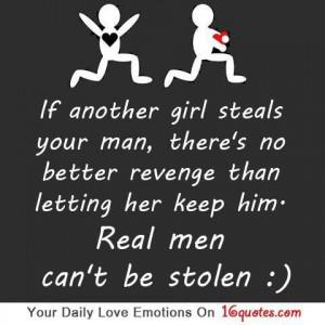 Real men!