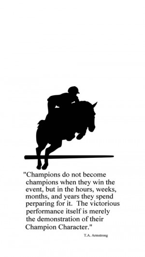Horse Jumping Quotes (2)