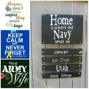 Quotes For Military Wives