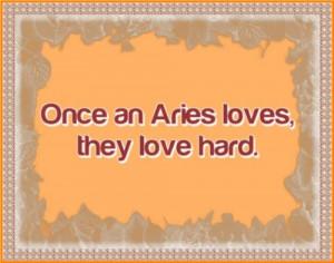 Aries Quotes Aries love quotes- (9)