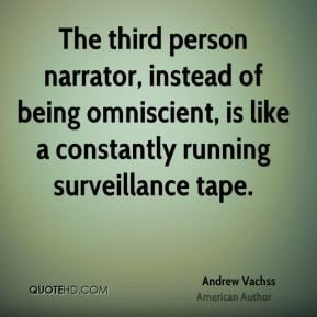 More Andrew Vachss Quotes