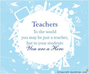 Teachers' Day Quotes