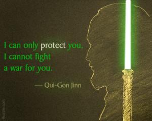 Qui Gon Jinn Quotes