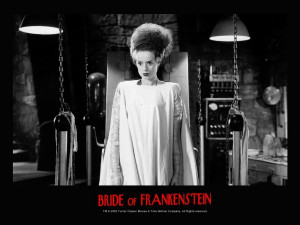Classic Movies Bride Of Frankenstein picture