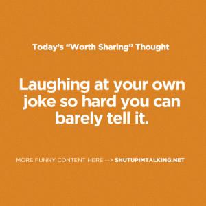 Shut Up I'm Talking | Quotes - Shut Up I'm Talking