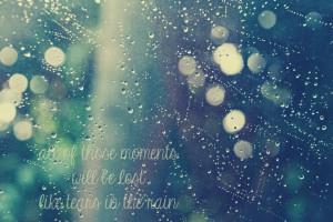 rain quotes   Tumblr