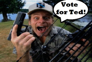 Mike Huckabee To Help Ted Nugent Run For President