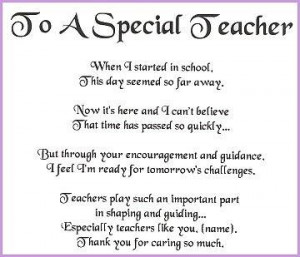 Inspirational Quotes Thank You Teacher ~ Thank You Teacher Quotes ...