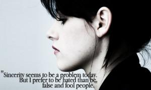 Kristen Stewart Kristen Quotes