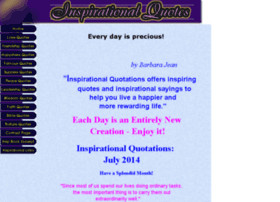 inspirational quotes inspirational quotations features inspirational ...