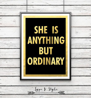 Kate Spade Quote Framed Poster Framed Digital Art by TypeAndStyle, $70 ...