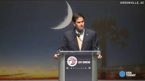 Marco Rubio quotes movie 'Taken' while talking jihadism