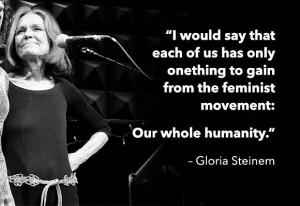 Gloria Steinem Just Turned 81 — And Her Words Still Shake Things Up