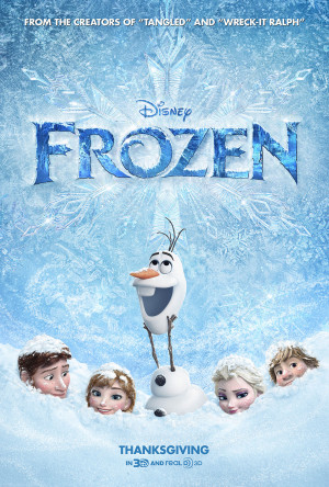 From Walt Disney Animation Studios ( Wreck-It Ralph, Tangled ), Frozen ...