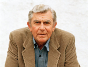 Andy Griffith, who died today, was a role model at a historic time ...