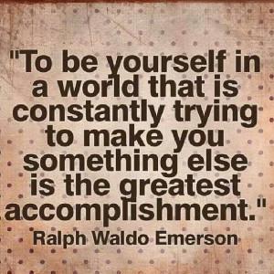 Greatest Accomplishment