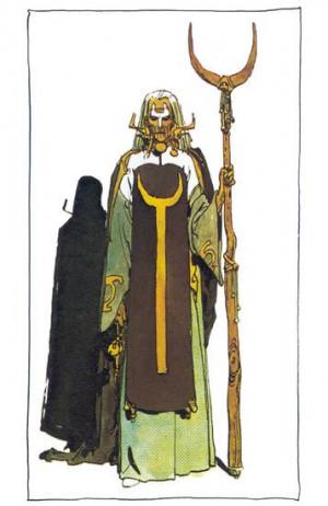 Unseen #Dune - The Reverend Mother Gaius Helen Mohiam - Bene Gesserit ...