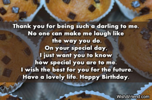 Your Birthday Just Want...