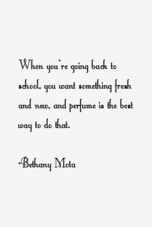 View All Bethany Mota Quotes