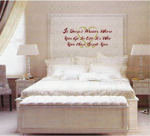 cute Bedroom wall quotes